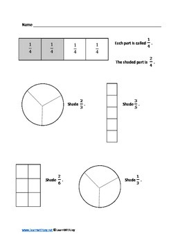 Beginner Fraction Pack