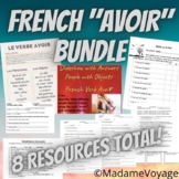 "Beginner French ""Avoir"" Bundle"