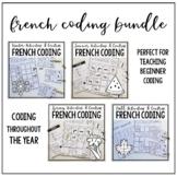 Beginner French Coding Bundle (Codage + Programmation)