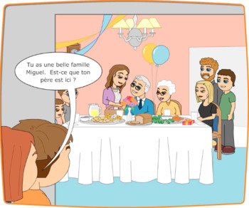 Beginner French FSL: La fete