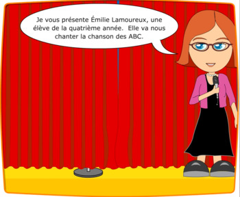 Beginner French FSL: Les ABC