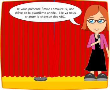 French FSL: Les ABC