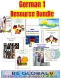 Beginner German Resource BUNDLE