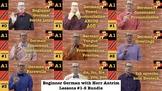 Beginner German with Herr Antrim #1-5 Bundle