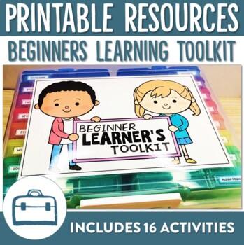 Beginner Learner's Toolkit Printable Resources
