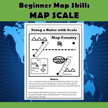 Beginner Map Skills-Map Scale