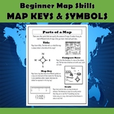Beginner Map Skills-Map Keys and Symbols