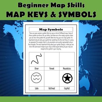 Beginner Map Skills-Map Keys and Symbols