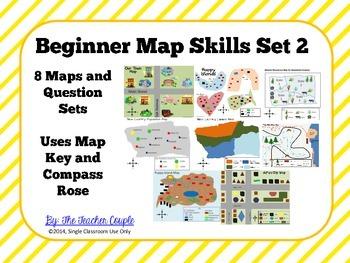 Beginner Map Skills Set 2