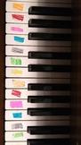 Beginner Montessori Piano lesson and Home School Package