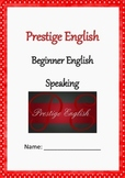 Beginner Oral English Speaking Topics/Questions
