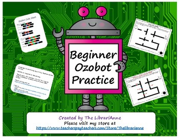 Beginner Ozobot Practice