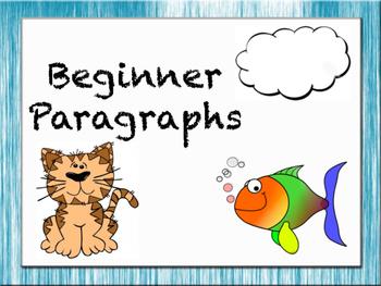 Beginner Paragraphs