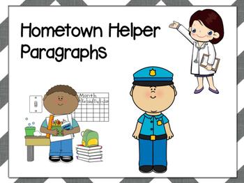 Beginner Paragraphs - Hometown Helpers