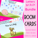 Beginner Phonics Level 3 Bundle BOOM Cards(Digital)