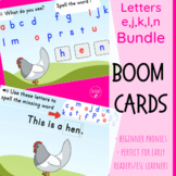 Beginner Phonics Level 4 Bundle BOOM Cards(Digital)
