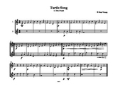 Beginner Piano Duet - The Pond from Turtle Songs.
