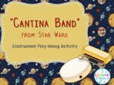 Beginner Play-Along: Cantina Band (Instrument Pictures Only)