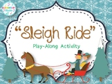 Beginner Play-Along: Sleigh Ride (Instrument Pictures Only)