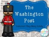 Beginner Play-Along: The Washington Post (Instrument Pictu