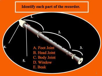 Beginner Recorder Unit