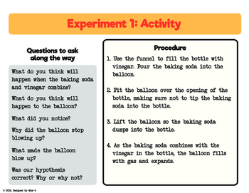 Beginner Science Experiment: Balloon Blow-Up