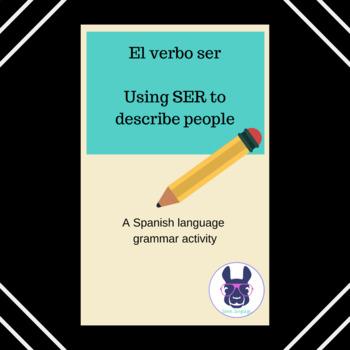 Beginner Spanish - El verbo ser, The verb ser
