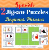 Beginner Spanish Phrases Jigsaw Puzzle Interactive Google