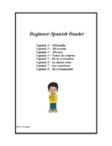 Spanish Easy Reader for Beginners: Lecturas simples: 7 Simple Readings @40% off!