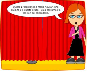 Beginner Spanish SSL El alfabeto