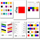 Beginner Spanish: colors - ☆no prep☆ printables, quizes, activities and more