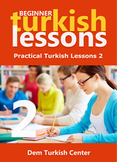 Beginner Turkish Lessons 2