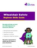 Beginner Wheelchair Skills Guide
