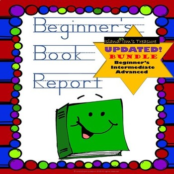 Beginner's Book Report Bundle