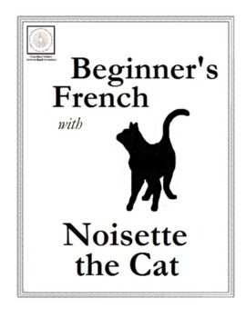 Beginner's French with Noisette the Cat
