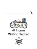 Beginner's monthly handwriting packet: November