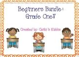Beginner's Bundle: Grade One!