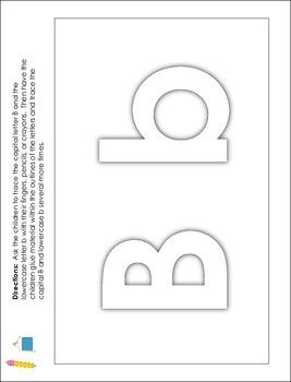 Bundle: Learning the Alphabet