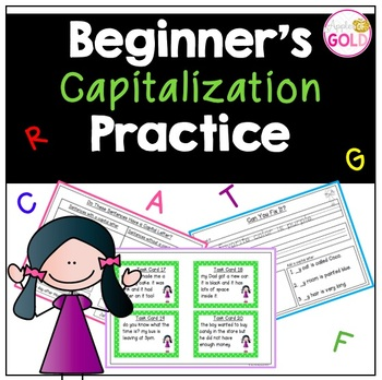Beginner's Capitalization Practice