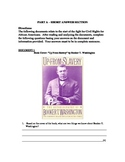 Beginner's DBQ - Early African American Civil Rights