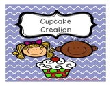 Beginners File Folder Game - Cupcake Creations