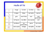Beginners French basic games and flashcards BUNDLE - 27 pages