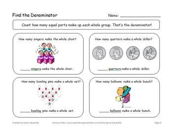 Beginner's Guide to Fractions
