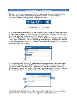 Beginner's Guide to Using Edmodo.com (Social Networking)
