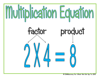 Beginners Look at Multiplication Factors 6 and 7 Resource