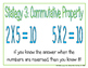 Beginners Look at Multiplication Factors 8 and 9 Resource