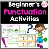 Beginner's Punctuation Activities