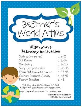Beginner's World Atlas (Harcourt)