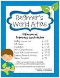 Beginner's World Atlas (Supplemental Materials)