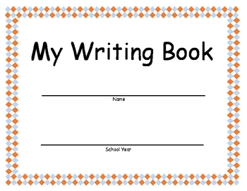 Beginners Writing Booklet